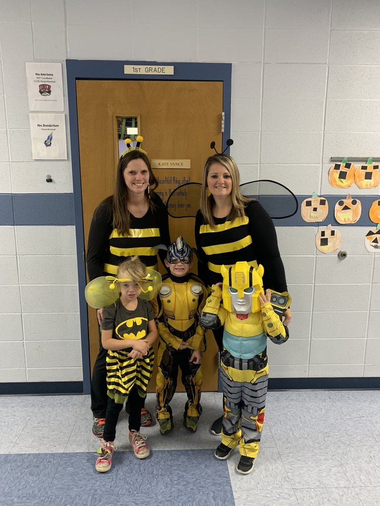 "We had some ""Bumblebees"" in preschool and kindergarten !"