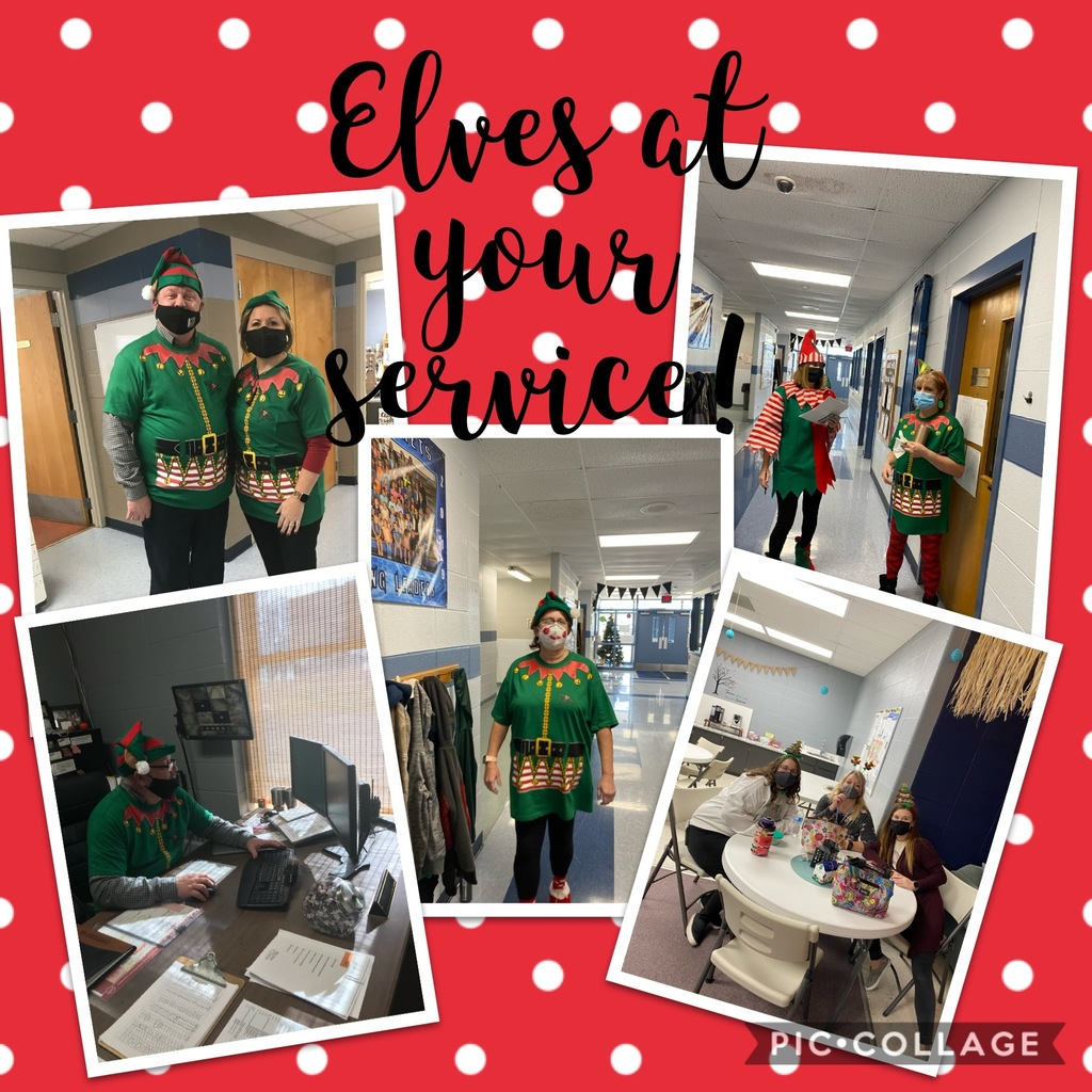 Day 2: Elf Yourself Day!