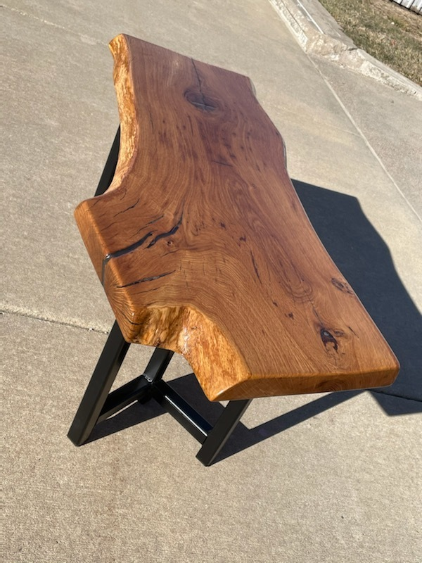 Live Edge Coffee Table or Bench