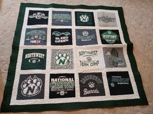 Northwest Missouri State University Quilt