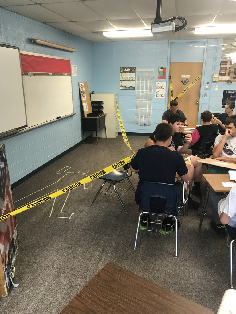 Murder Mystery in World History