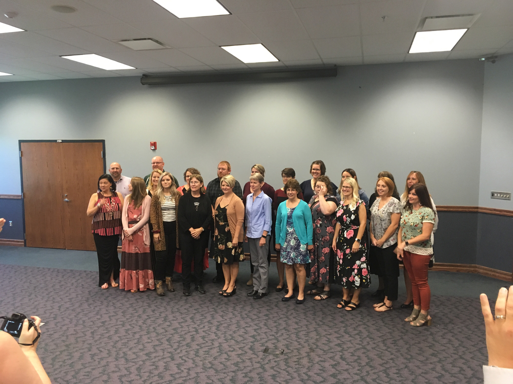 NW Region Teacher of the Year Nominees