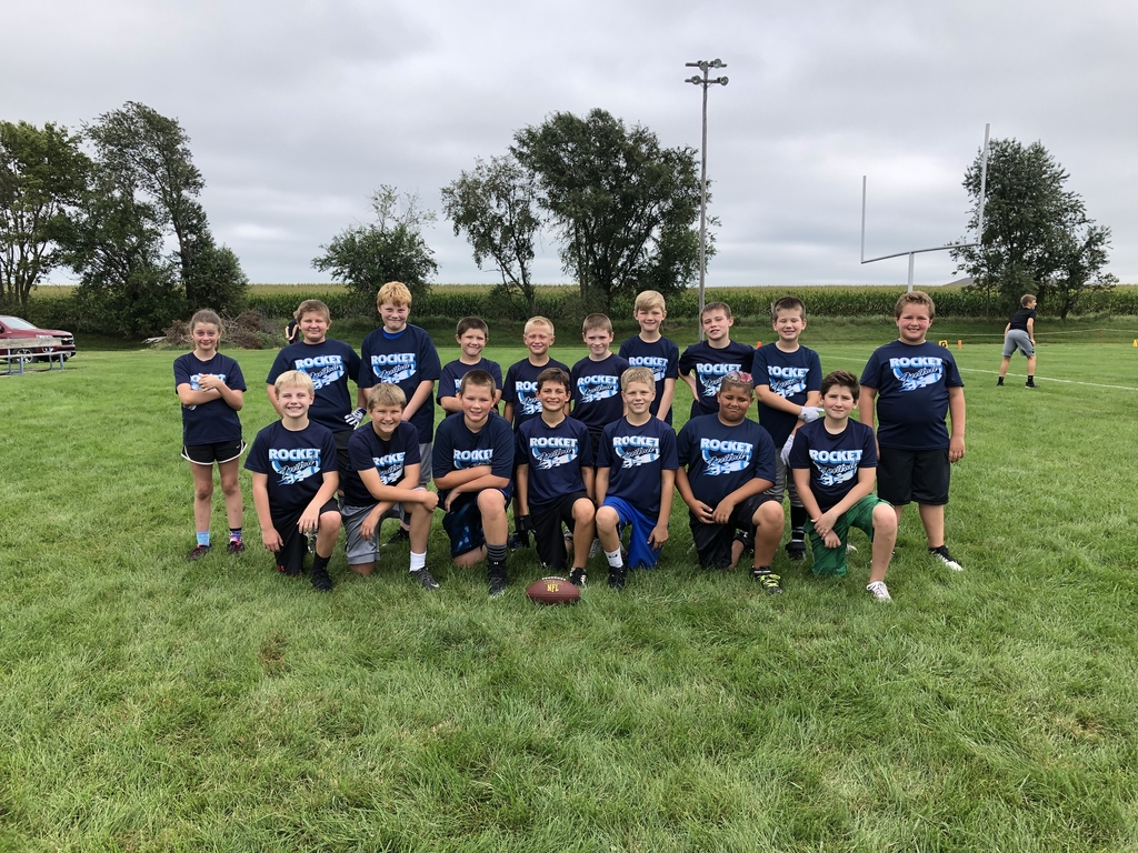 5th/6th grade flag football