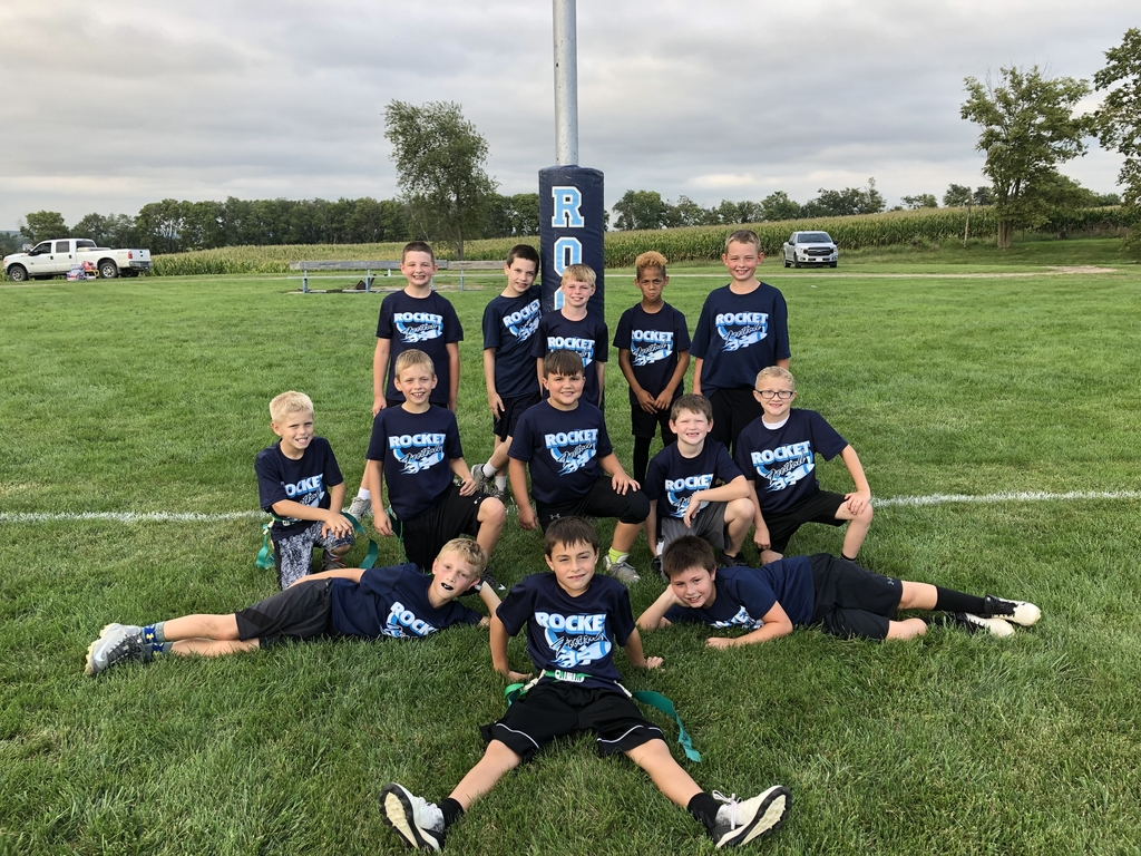 3rd/4th grade flag football