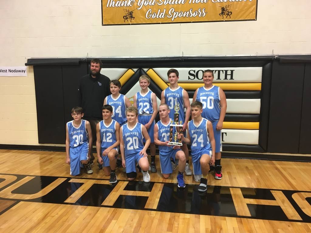 South Holt Tournament Champs