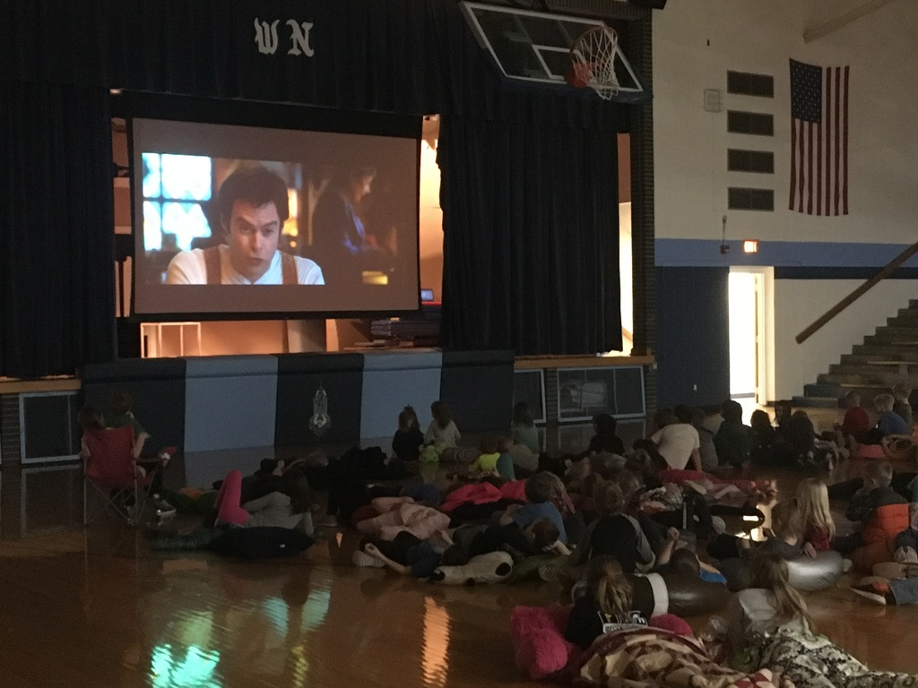 Elementary Christmas Movie Day 1